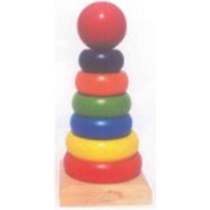 Rainbow Tower Medium...