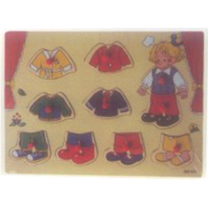 Boys Clothes Kit Puz...