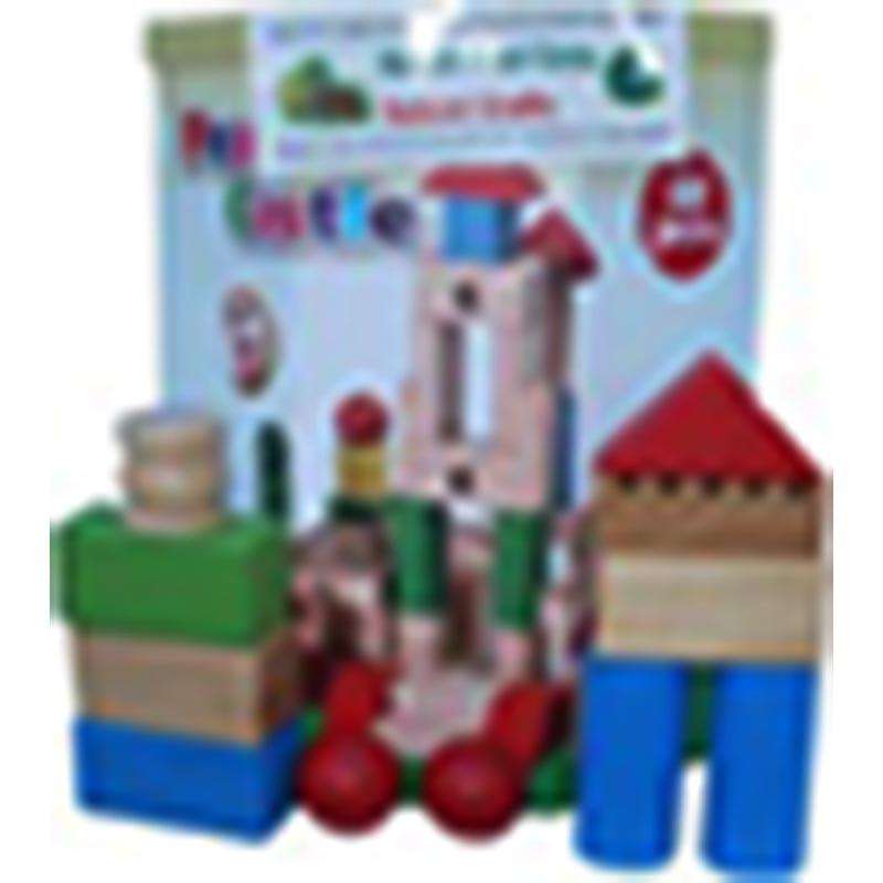 100 Pcs Blocks
