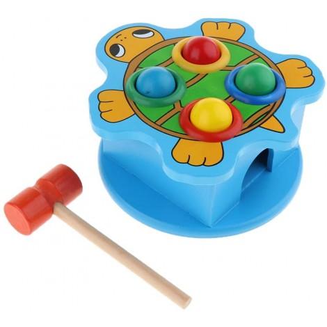 Turtle Ball Hammering