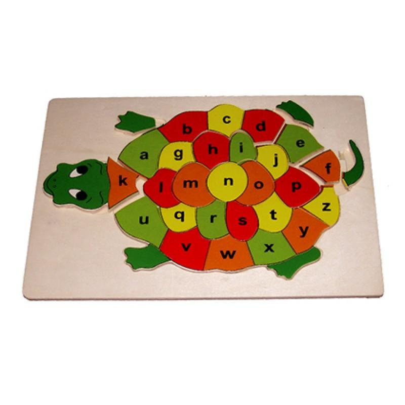Turtle ABC inset Puz...