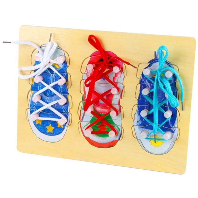 Shoe Kit Puzzle