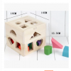 Wooden Shape Box