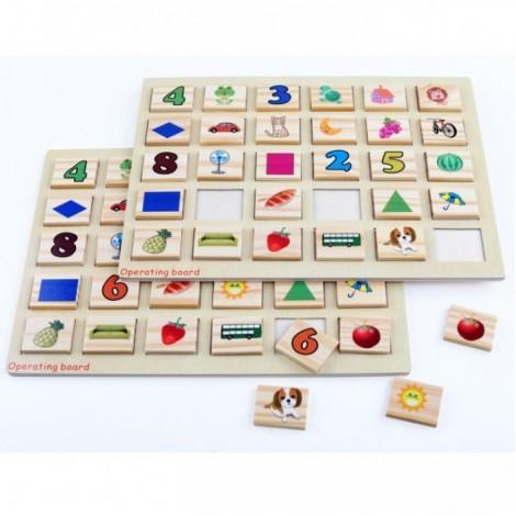 Right Brain Memory Game