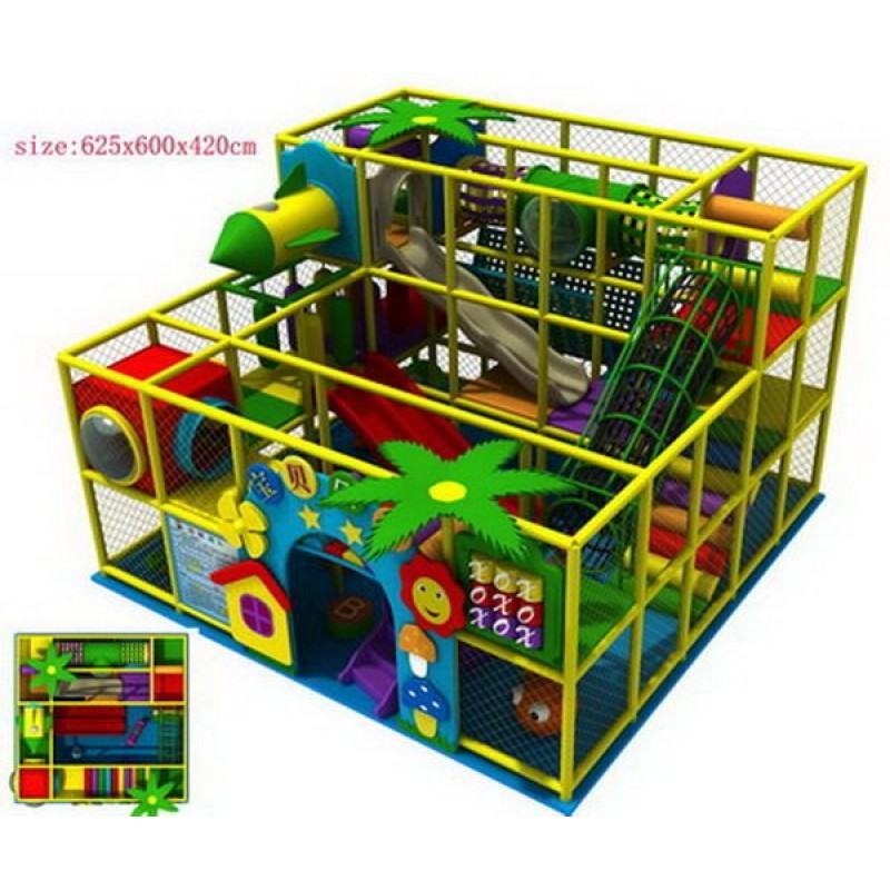 Indoor Play Booster