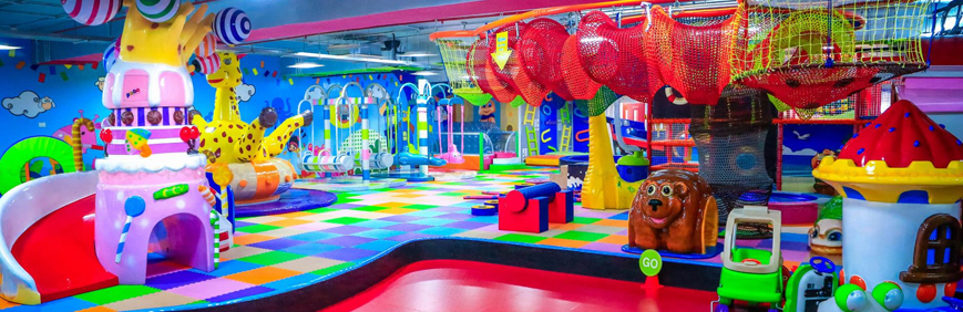 Indoor Play Ground Equipment
