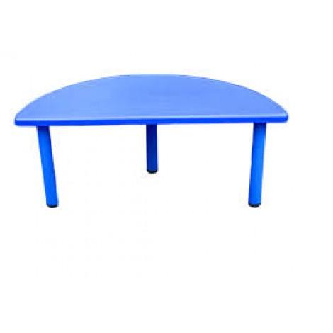 Montessori Semi Circle Table