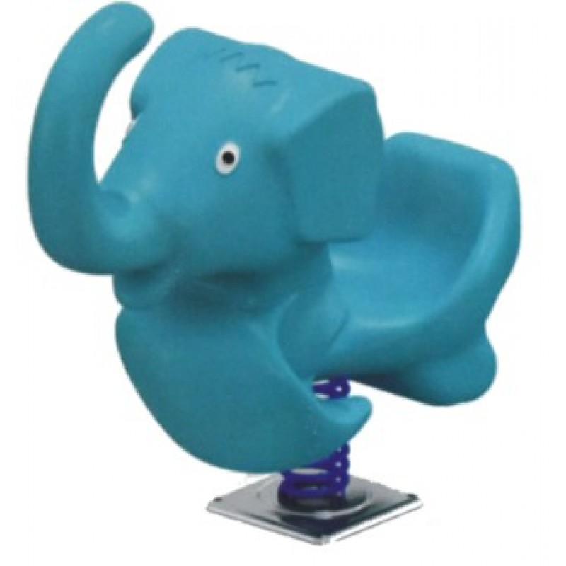 Elephant Spring Ride...