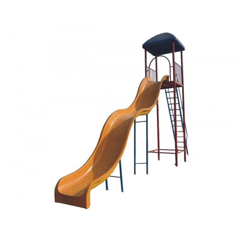 Fiber Slide 20 Feet