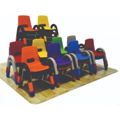 Montessori Chair Steel Frame