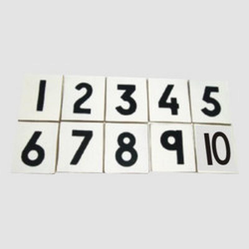 Number Planks