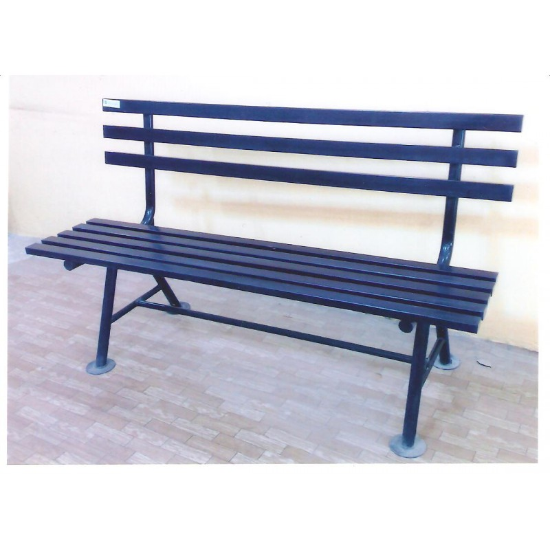 BENCH 5 FEET WITH BA...