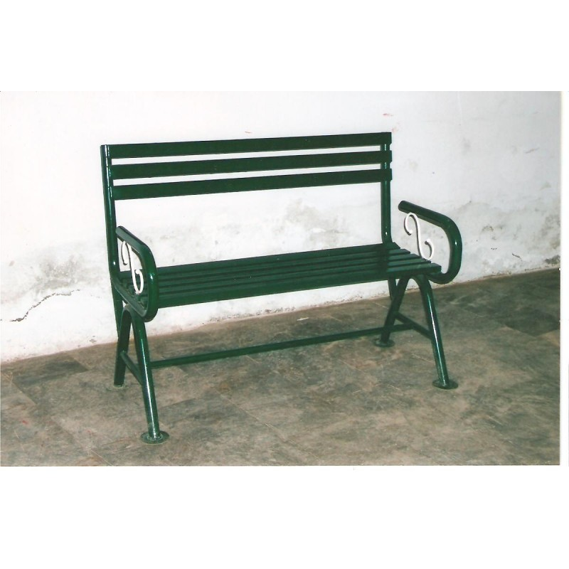 SIMPLE BENCH STEEL