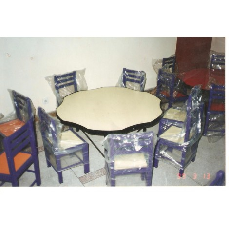 Round Table 4 feet dia (only table price)