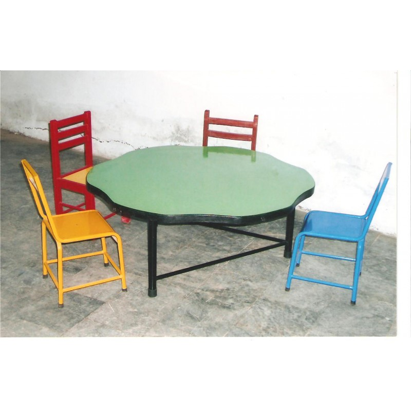 ROUND TABLE 4 FEET L...