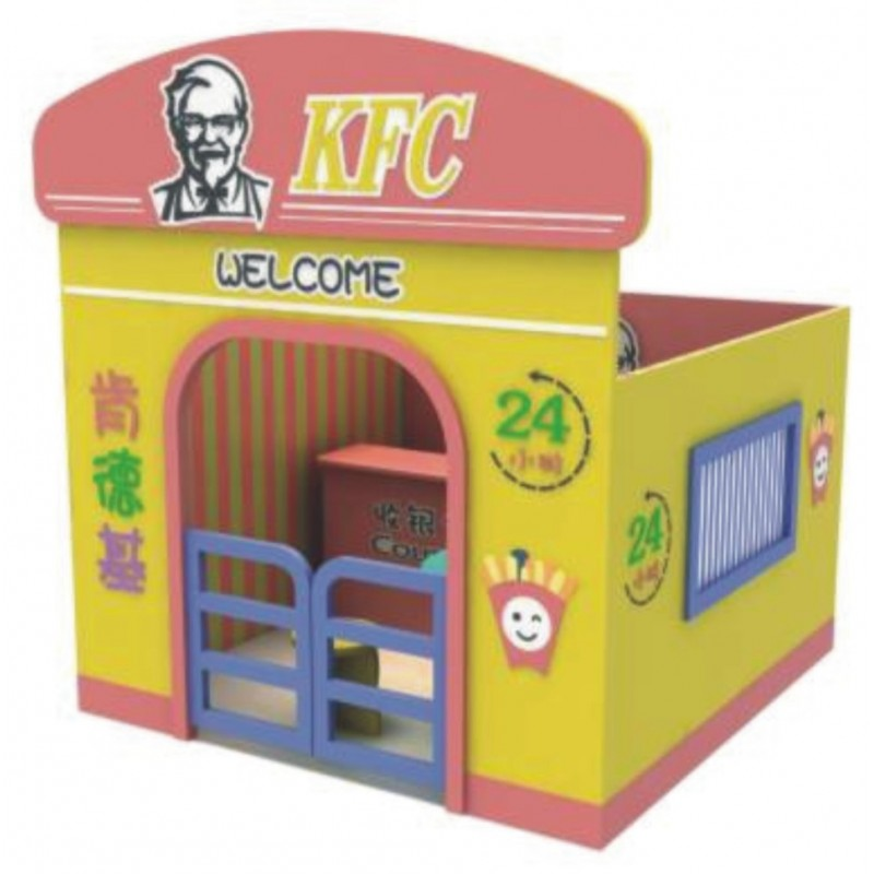 Wooden KFC Imported