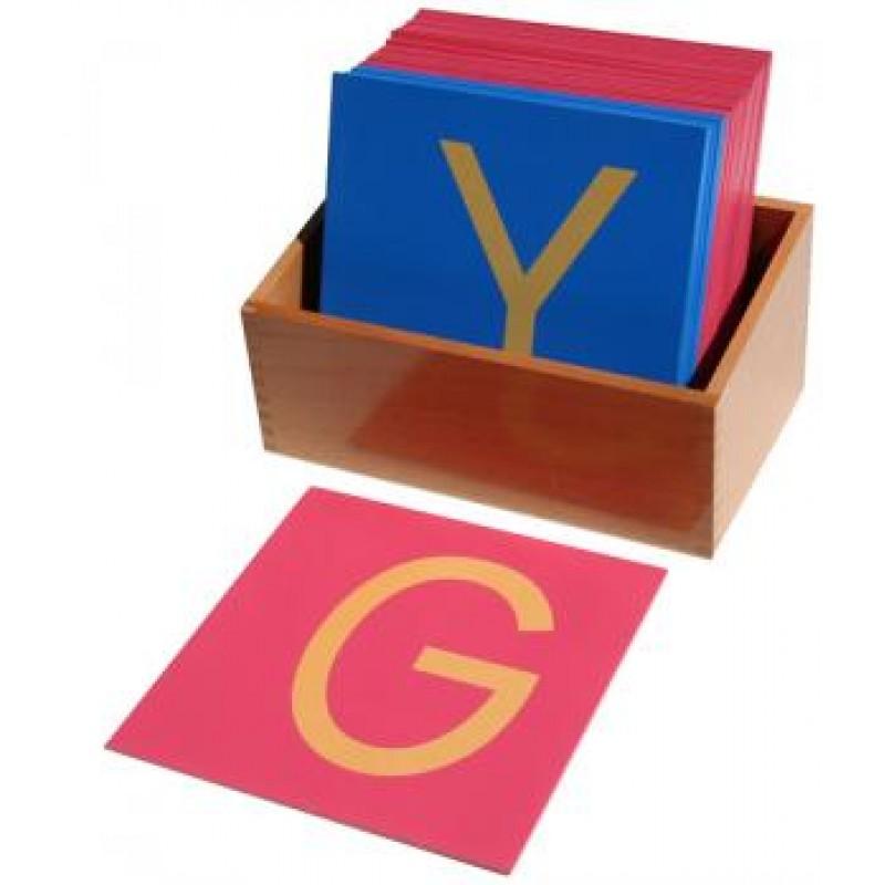 Sandpaper Letter English ...